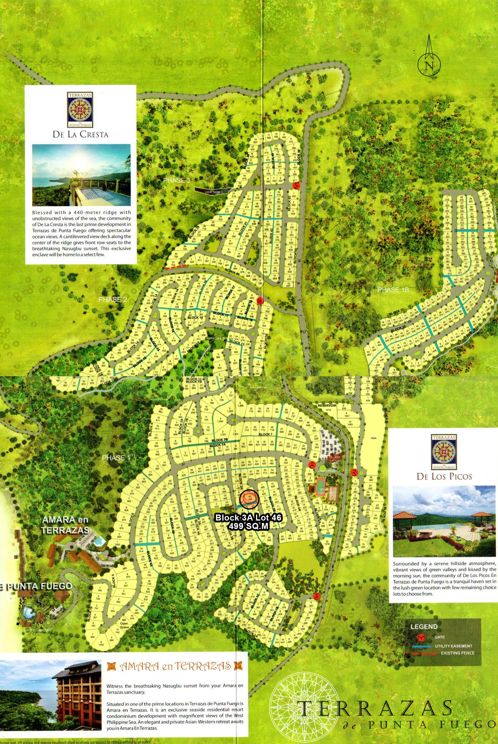 Properties Online Philippines Terreza Punta Fuego Lot For Sale